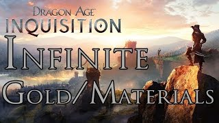 getlinkyoutube.com-Dragon Age: Inquisition - Infinite Gold and Materials Dupe Glitch