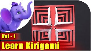 getlinkyoutube.com-Learn Kirigami - Vol 1