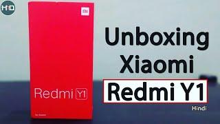 Redmi Y1 Dark Grey Unboxing, Hands on, Camera, Features, Best Selfie