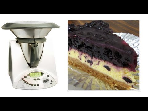 Cheesecake ai Mirtilli Bimby