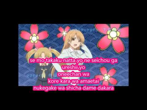 Kissxsis Futari No Honey Boy Ending 12 En Español de Anime Letra y Video