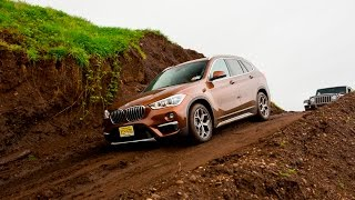 getlinkyoutube.com-2016 BMW X1 xDrive28i Review