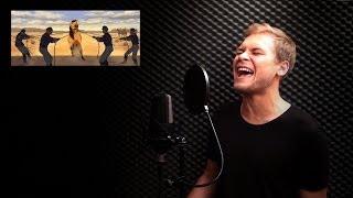 getlinkyoutube.com-Kuba Jurzyk - Nigdy nie ulegnę (Mustang z Dzikiej Doliny)