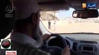 الشيخ شمس الدين يتعلم السياقة