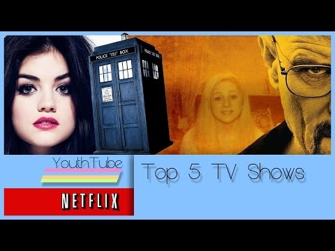 Courtney's Top 5 TV Shows