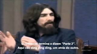 (LEGENDADO) George Harrison - The Dick Cavett Show, 1971