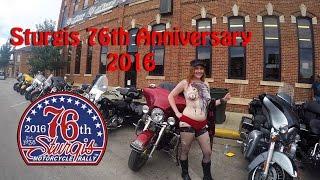 getlinkyoutube.com-Sturgis 76th Anniversary | 2016 Rally