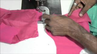 getlinkyoutube.com-Perfect Blouse Making Tutorial Step by Step - Part 2 (Stitching)