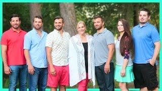 getlinkyoutube.com-The SIX Kids My Single Mother Raised