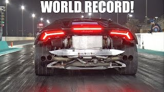 getlinkyoutube.com-FASTEST Lamborghini Huracan in the WORLD!
