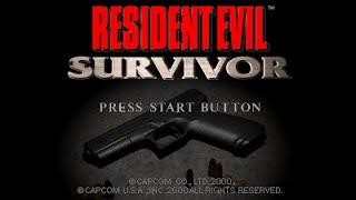getlinkyoutube.com-PSX Longplay [090] Resident Evil: Survivor