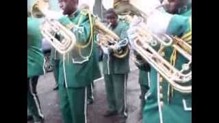 LNYDP Kimbanguiste brass band CONGO