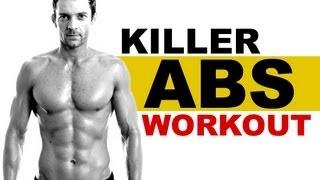 getlinkyoutube.com-Killer Home Abs Workout with No Equipment
