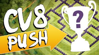 getlinkyoutube.com-CLASH OF CLANS | LAYOUT CV 8 PUSH - TH 8 PUSH LAYOUT - DidiGPX