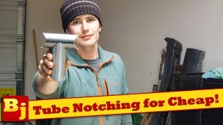 getlinkyoutube.com-How to Notch Tubing Perfectly for Cheap!
