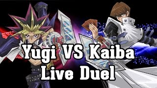 getlinkyoutube.com-[Yu-Gi-Oh!] Yugi VS Kaiba Live Duel! (World Championship 2016)