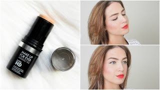 getlinkyoutube.com-Make Up For Ever ULTRA HD Invisible Cover Foundation Stick | LoveShelbey