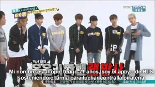 getlinkyoutube.com-BTS Weekly Idol sub español completo.