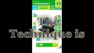 getlinkyoutube.com-Billionaire Game earn money crystals faster cheat technique