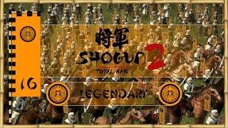 getlinkyoutube.com-Let's Play Total War: Shogun 2 (Legendary) - Ikko Ikki - Ep.16 - Loads of Battles!