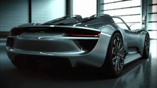 getlinkyoutube.com-Porsche 918 Spyder. Development. (1080p HD)
