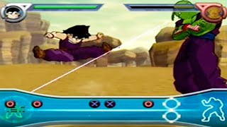 getlinkyoutube.com-DBZ Infinite World Saiyan Saga All Dragon Missions