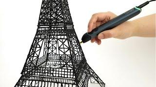 getlinkyoutube.com-3 AWESOME Best 3D Printing Pens You Should Buy!