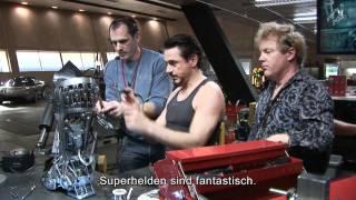getlinkyoutube.com-IRON MAN| Making of Iron Man: Realitätsbezug eng / ger sub
