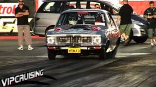 getlinkyoutube.com-6 second Torana V8 twin turbo