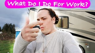 Creating My Digital Nomad Life   New Family Dream   Work From My RV