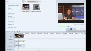 getlinkyoutube.com-How To Insert An Image In A Video Clip  In Windows Movie Maker Tutorial