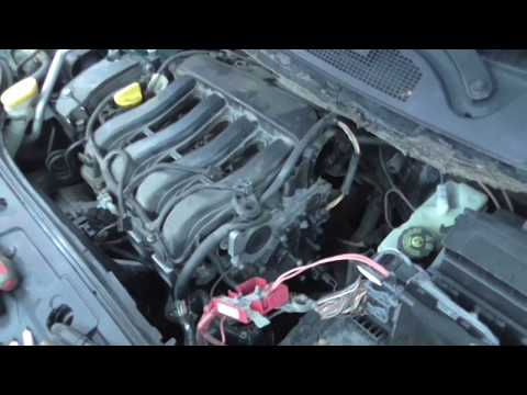 Renault Megane II/K4M/Ремонт ГБЦ