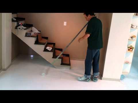 Como revestir ceramica com epóxi (41) 8856-0305