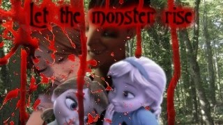 getlinkyoutube.com-Elsa&Pitch ~ Let the monster rise... Happy Halloween 2014!