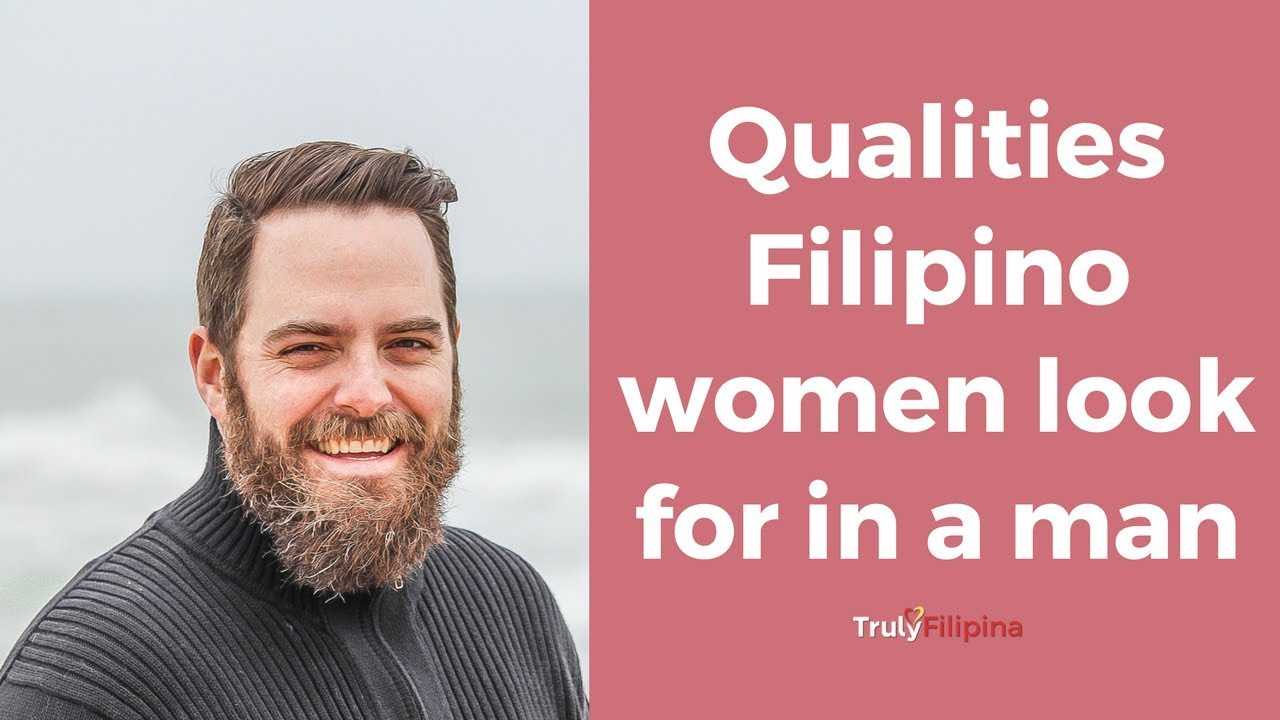 characteristics of a filipina woman