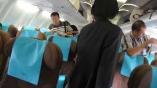 getlinkyoutube.com-Boarding Garuda Indonesia to Bangkok