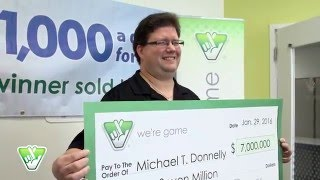 getlinkyoutube.com-Woodbridge Man Wins $7 Million By Mistake!