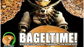 getlinkyoutube.com-SUMMONERS WAR : Bageltime! (Guild Wars - Arena - Summons)