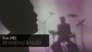 getlinkyoutube.com-Spandau Ballet - True