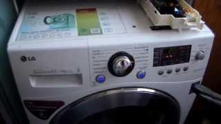 getlinkyoutube.com-Erro PF - Lava e Seca LG WD1485 Desligando
