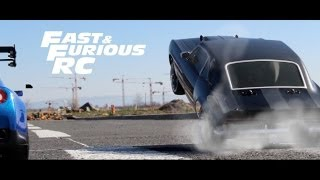 getlinkyoutube.com-Fast & Furious RC : The Greatest Car Chase