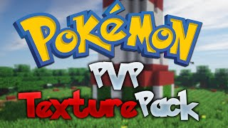 getlinkyoutube.com-Minecraft PvP Texturepack 1.8: POKEMON! 1.7/1.8 2016