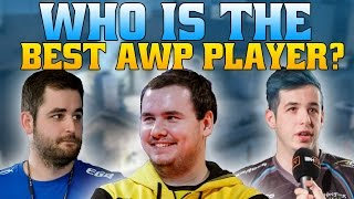 CS:GO - Who is the Best AWP Player? (Guardian, kennyS or Fallen?)