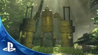 getlinkyoutube.com-NieR: Automata - Paris Games Week 2015 Reveal Trailer | PS4