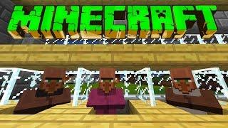 getlinkyoutube.com-Minecraft: Trolled by a Villager