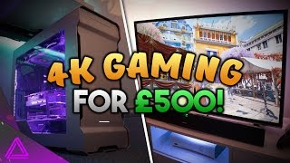 getlinkyoutube.com-4K Gaming Solution For £500 ~ How Expensive Is 4K Gaming? ~ 4K Benchmarks (GTX 1070)