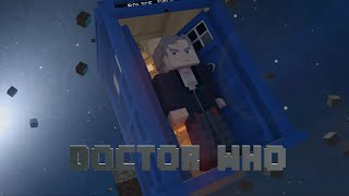 getlinkyoutube.com-Minecraft Doctor Who - Regeneration Tribute - 10 years of 'New Who'