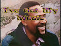 Marvin Gaye - I've Got My Music  [ Accapella ]  Turn On Some Music