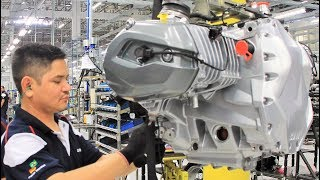 getlinkyoutube.com-BMW Motorcycle Engine Assembly