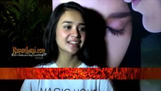 getlinkyoutube.com-Adegan Ciuman Dengan Dimas Anggara, Michelle Ziudith Tidak Berasa
